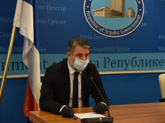 Alen Šeranić (foto:twitter/Vlada_Srpske) -