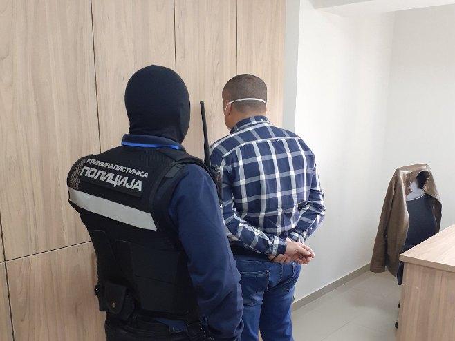 Uhapšeni - Foto: SRNA