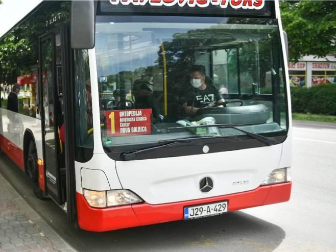 Gradski prevoz (foto: Grad Banjaluka) -