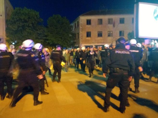 Događaji u Nikšiću (Foto: Svetlana Mandić) -
