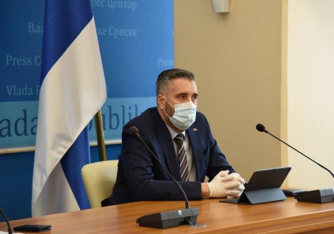 Srđan Rajčević - Foto: RTRS