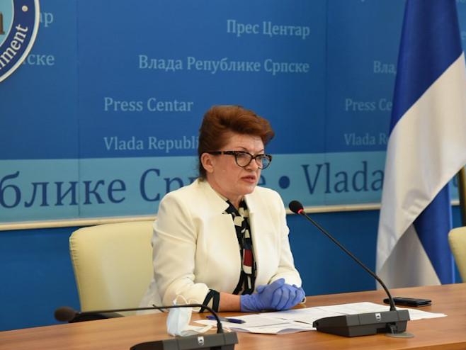 Zora Vidović - Foto: RTRS