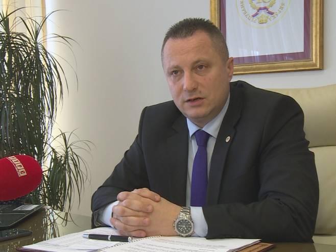 Vjekoslav Petričević - Foto: RTRS