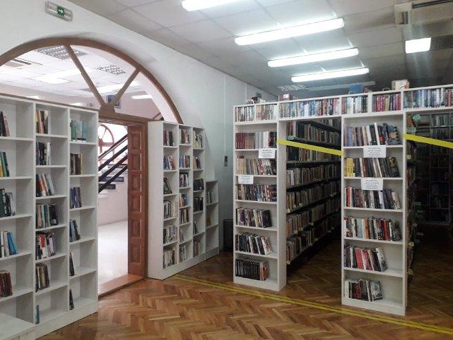 Trebinje: Biblioteka - Foto: SRNA