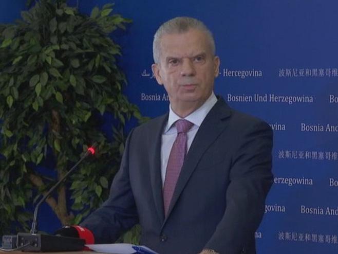 Fahrudin Radončić - Foto: RTRS