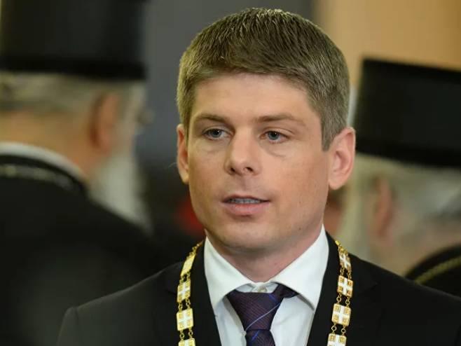 Arno Gujon (foto: Tanjug / Tanja Valič) -