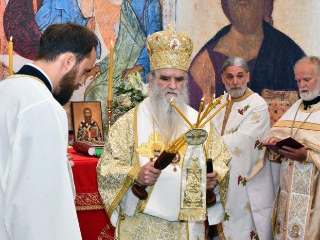 Budva-liturgija - Foto: SRNA