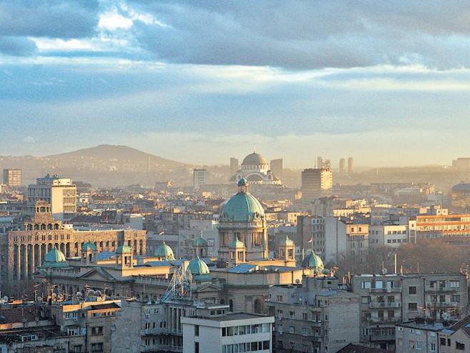 Beograd  (Foto:mapio.net) -