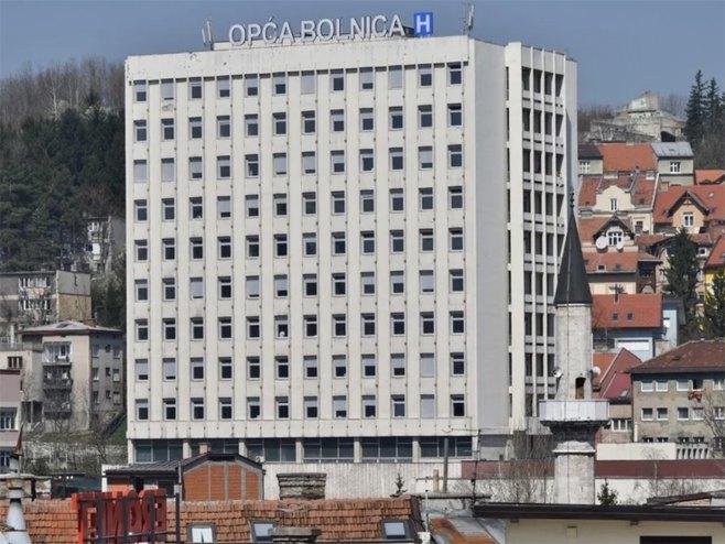 Sarajevo: Zatvaraju se dva odjeljenja zbog virusa korona