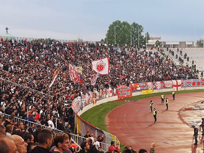 Vječiti derbi - duel Partizana i Crvene zvezde - Foto: Twitter