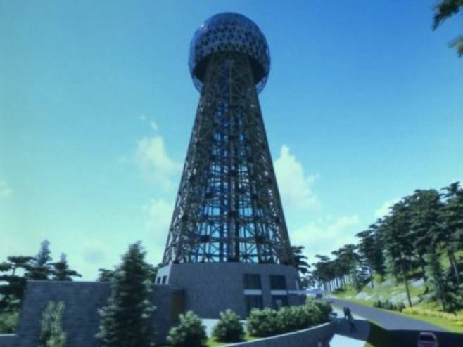 Teslin toranj (foto: RINA) -