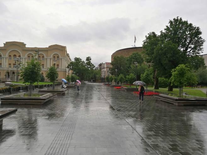 Kiša - Foto: RTRS