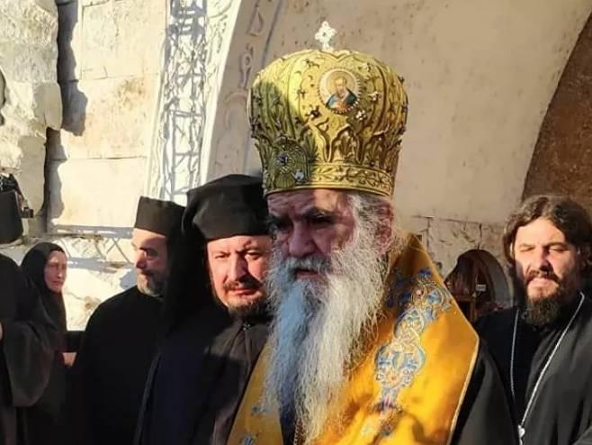Mitropolit Amfilohije (foto: Miloš Lučić) -