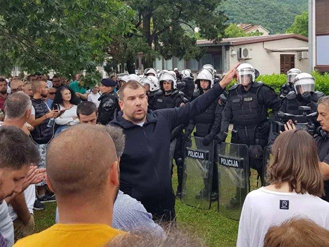 Dragan Krapović (foto:Sputnik / Nebojša Popović) -