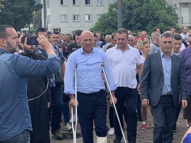 Marko Carević (Foto:  Vijesti.me) -
