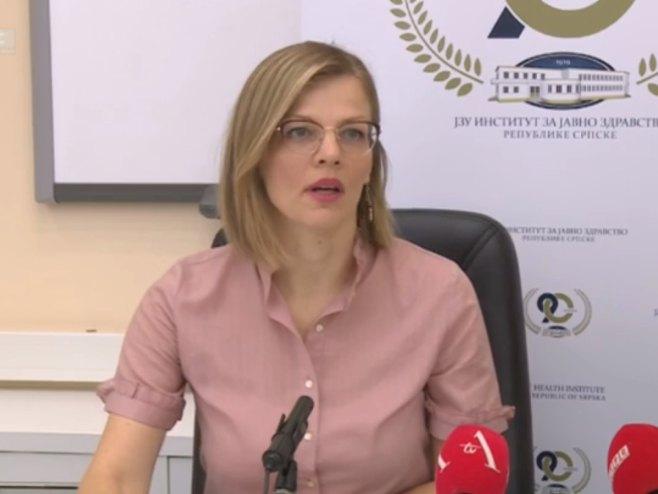 Jela Aćimović - Foto: RTRS