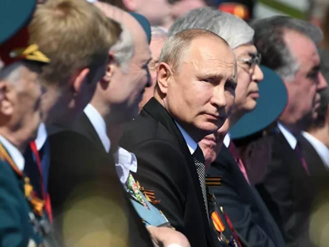Vladimir Putin (foto: Sputnik / Sergeй Pяtakov) -