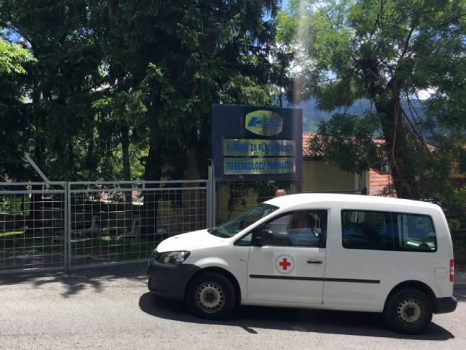 Klinika za plućne bolesti Podhrastovi u Sarajevu - Foto: dnevni avaz