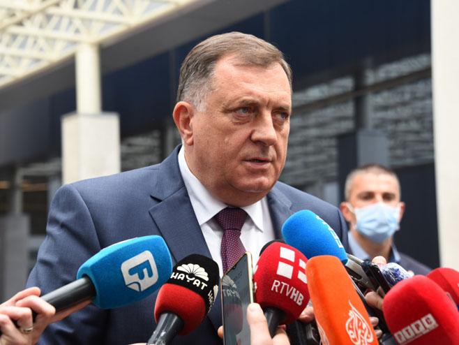 Milorad Dodik (foto:M. KADRIĆ) -