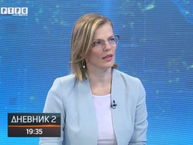 Јela Aćimović - Foto: RTRS