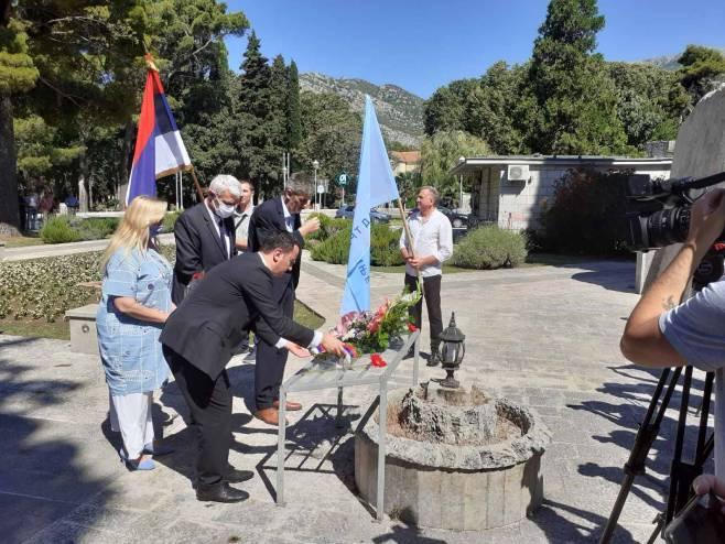 Obilježen Dan Trebinjske brigade VRS - Foto: RTRS