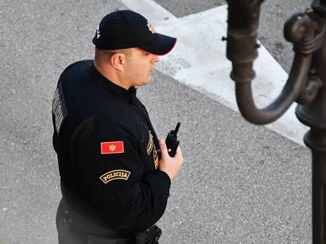 Policija Crne Gore (foto:Dejan Vukić) -