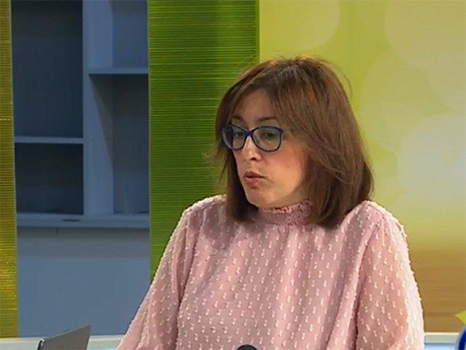 Jelana Đaković - Foto: RTRS