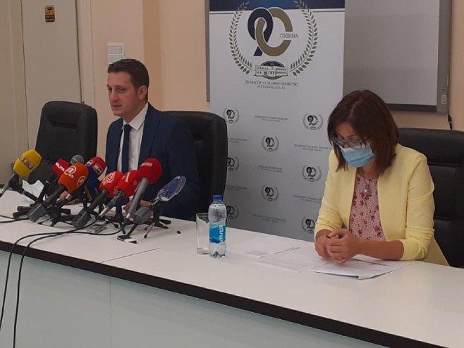 Konferencija za novinare - Foto: RTRS