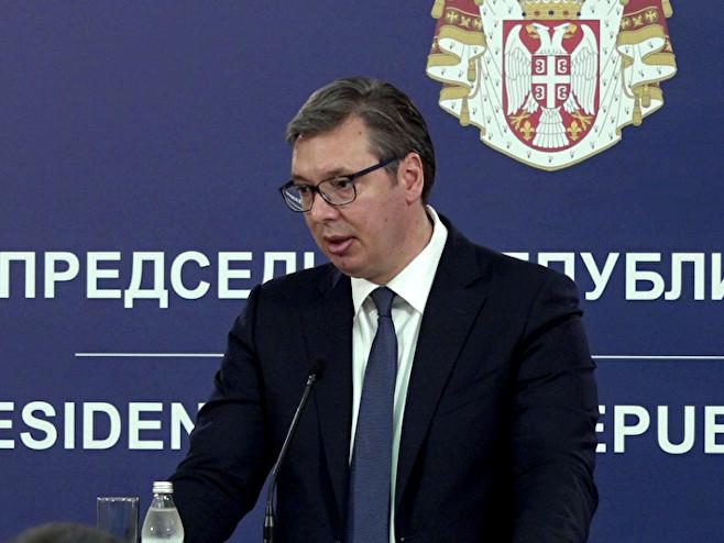 Aleksandar Vučić (Foto:Sputnik / Radoje Pantović) -