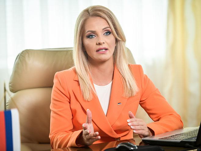 Natalija Trivić - Foto: RTRS