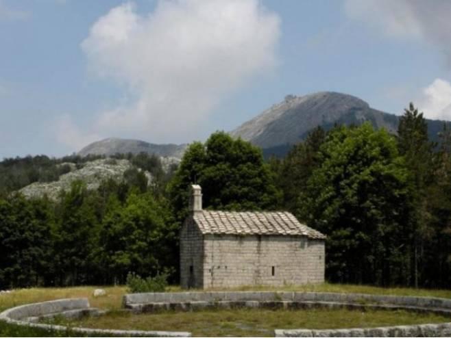 Crkva Preobraženja Gospodnjeg na Ivanovim koritima, Foto: mitropolija.com -