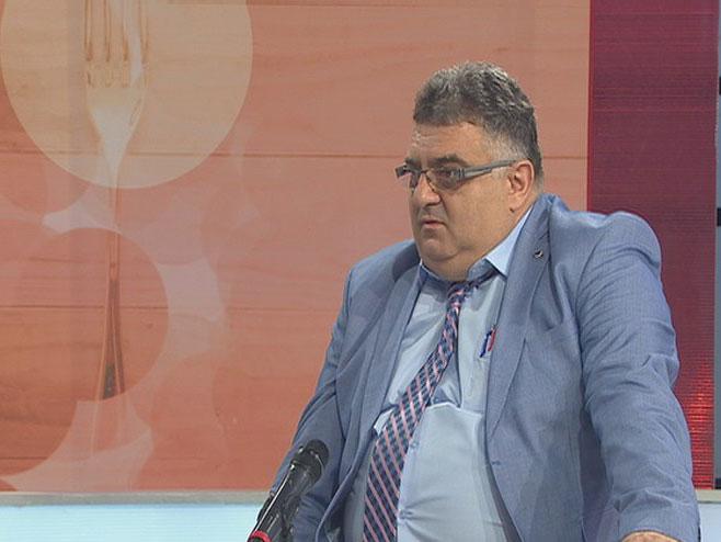 Dragan Gnjatić - Foto: RTRS