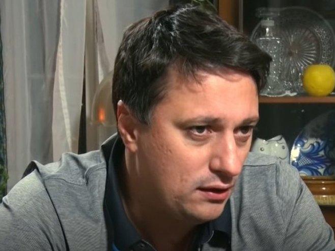 Andrija Milošević - Foto: Screenshot