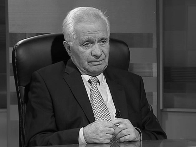 Momčilo Krajišnik - Foto: RTRS