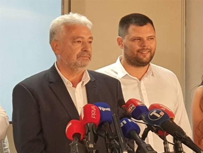Zdravko Krivokapić - Foto: TANJUG