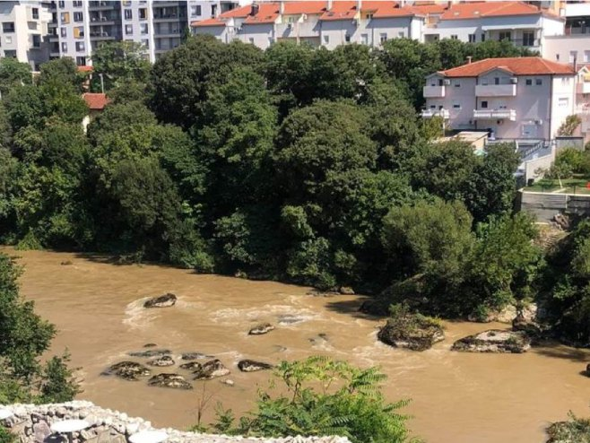 Rijeka Neretva (foto:N1) -