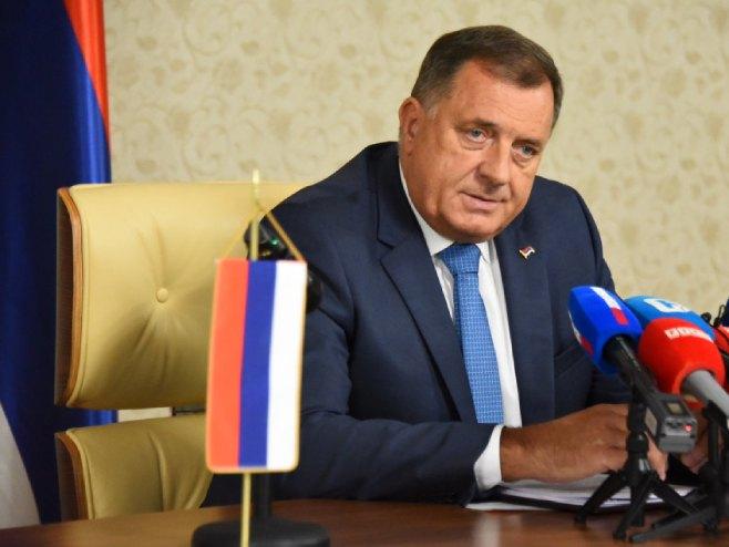 Milorad Dodik (foto:M.Kadrić/Avaz) -