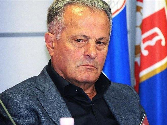 Nenad Bjeković - crni bombarder portal