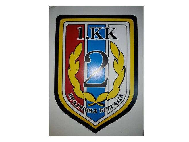 Druga krajiška brigada - Foto: RTRS