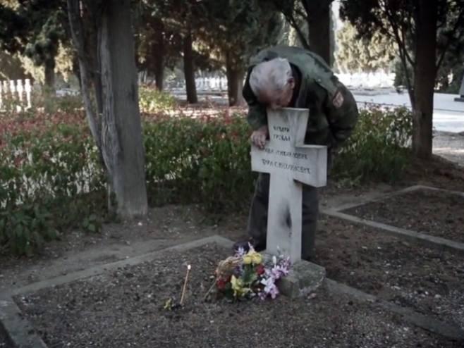 Čuvar časti i ponosa – Đorđe Mihailović (scena iz filma) -