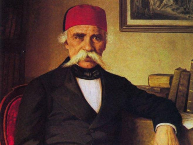 Vuk Karadžić - Foto: Wikipedia