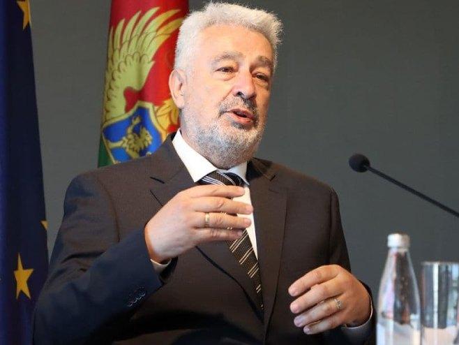 Zdravko Krivokapić (foto:Mara Babović) -