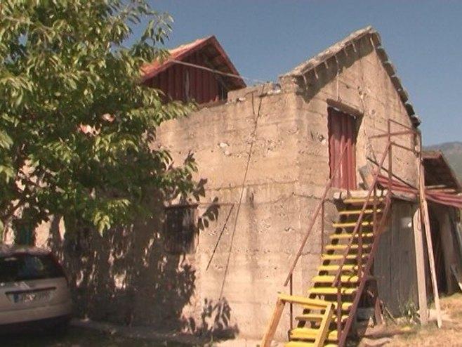 Mostar, obnova kuća - Foto: RTRS