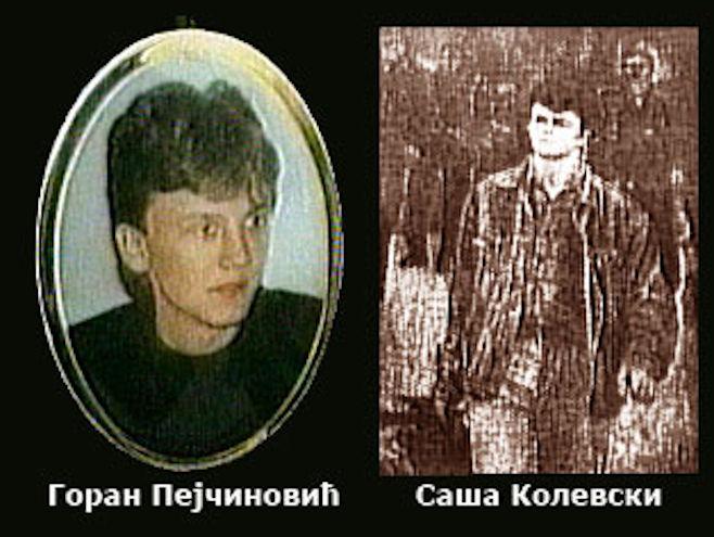 Goran Pejčinović i Saša Kolevski - Foto: RTRS