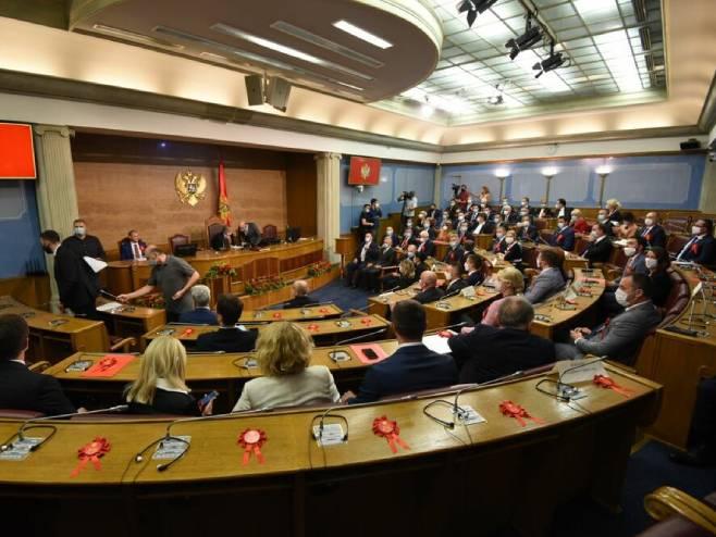 Parlament Crne Gore (foto: Savo Prelević) -