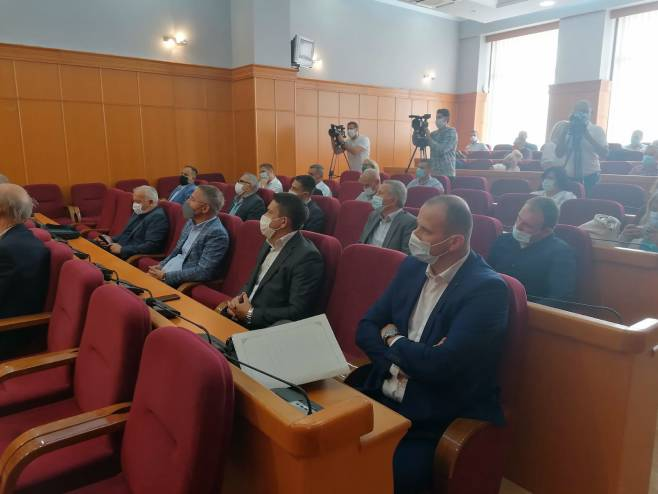 Sastanak u Trebinju - Foto: SRNA