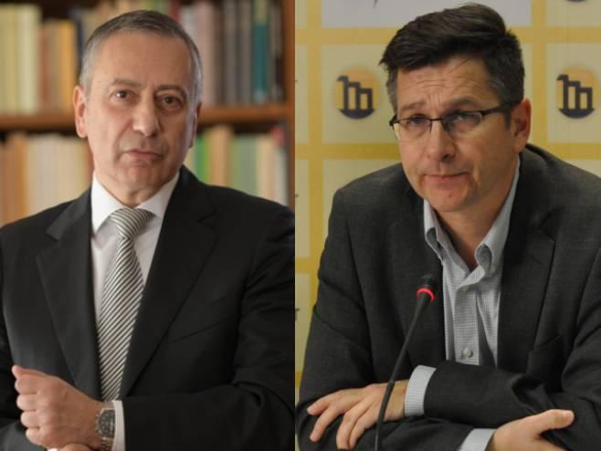 Nikola Samardžić i Miloš Ković - Foto: ilustracija
