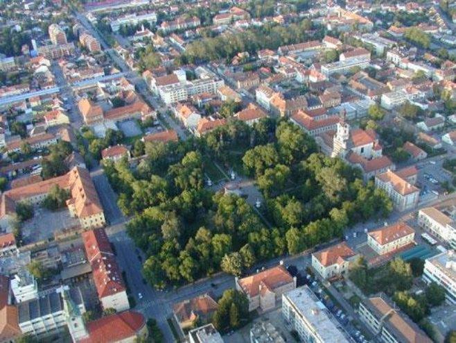 Grad Bjelovar (foto:gradbjelovar) -