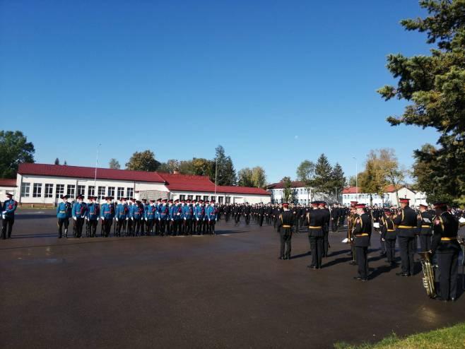 Promocija kadeta Jedinice za policijsku obuku - Foto: RTRS
