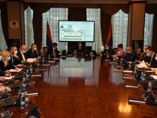 Sjednica Vlade - Foto: RTRS